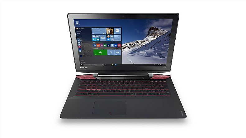 "Lenovo Y700 - 15.6"" FHD Gaming Laptop (Intel Core i7, 8 GB RAM, 1TB HDD, NVIDIA GeForce GTX 960M, Windows 10) 80NV0026US"