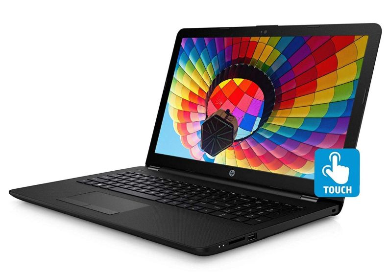 """HP 15.6"""" HD 2019 New Touch-Screen Laptop Notebook Computer, Intel Pentium Quad-Core N5000 (up to 2.7 GHz), 8GB DDR4, 1TB HDD, Bluetooth, Wi-Fi, HDMI, Webcam, Win 10"""