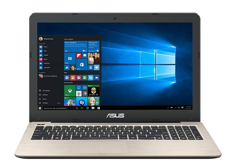 "ASUS F556UA-AB54 NB 15.6"" FHD Intel Core i5 8GB 256G SSD Windows 10 Laptop (Gold)"