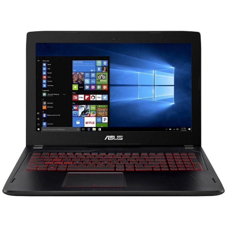 "CUK ASUS 15-inch Gaming Laptop (i7-7700HQ, 24GB RAM, 512GB NVMe SSD + 1TB HDD, NVIDIA GTX 1060 3GB, 15.6"" Full HD IPS, Windows 10) - 2017 HTC Vive Compatible Notebook Computer for Gamers"
