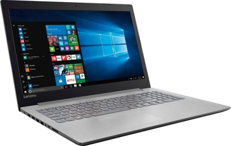 "Lenovo Ideapad 15.6"" HD High Performance Laptop (2017 ), AMD A12-9720P Quad core processor 2.7GHz, 8GB DDR4, 1TB HDD, DVD, Webcam, WiFi,Bluetooth, Windows 10, Platinum gray"