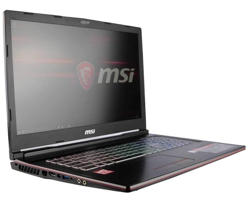 "CUK GP73 Leopard VR Ready Gamer Laptop (Intel Core i7-8750H, 32GB RAM, 500GB NVMe SSD + 1TB HDD, NVIDIA GeForce GTX 1070 8GB, 17.3"" Full HD 120Hz 3ms, Windows 10) Thin & Light Gaming Notebook Computer"