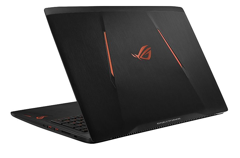 "ASUS ROG GL502VS-DB71 15.6"" Full­HD Gaming Laptop,Intel Core i7­6700HQ,NVIDIA GTX 1070,256GB PCIE SSD+1TB HDD,Windows 10,Black"