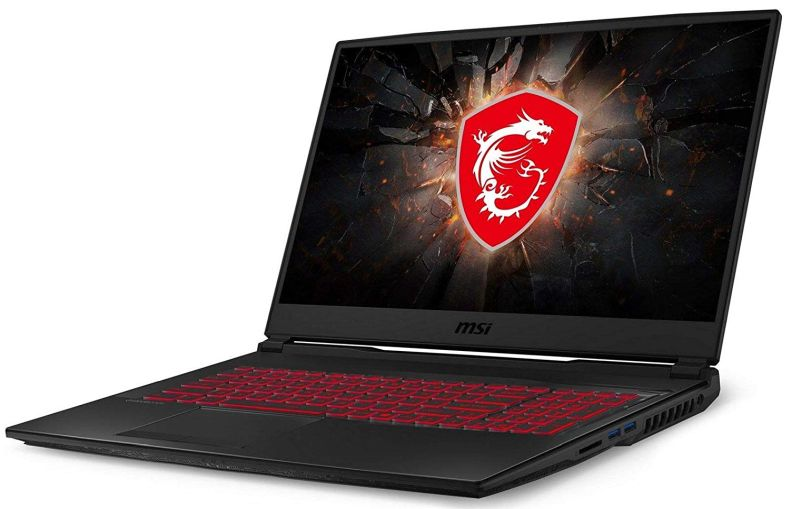 "XPC MSI GL75 Gamer Notebook (Intel 9th Gen i7-9750H, 16GB RAM, 512GB NVMe SSD, NVIDIA GTX 1660 TI 6GB, 17.3"" Full HD 120Hz, Windows 10) Gaming Laptop"