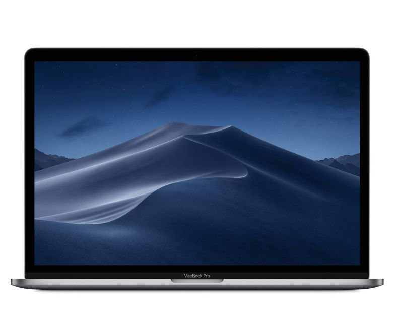 New Apple MacBook Pro (15-inch, Touch Bar, 2.3GHz 8-core Intel Core i9, 16GB RAM, 512GB SSD) - Space Gray