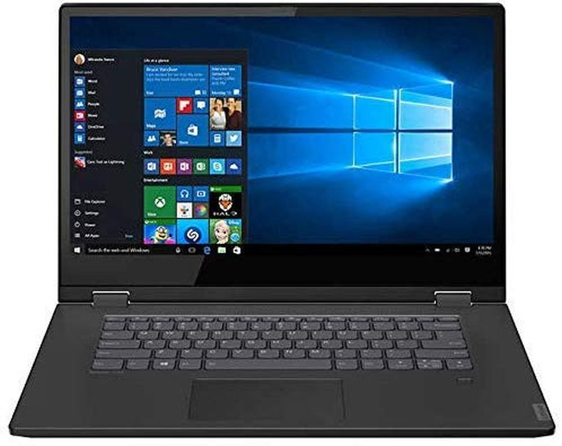"2020 Lenovo Flex 15 2-in-1 Laptop Computer: 15.6"" FHD Touchscreen, 8th Gen Intel Quad-Core i7-8565U Up to 4.6GHz, 20GB DDR4, 1TB PCIE SSD, MX230, Windows 10 + EST External DVD+ Accessories"