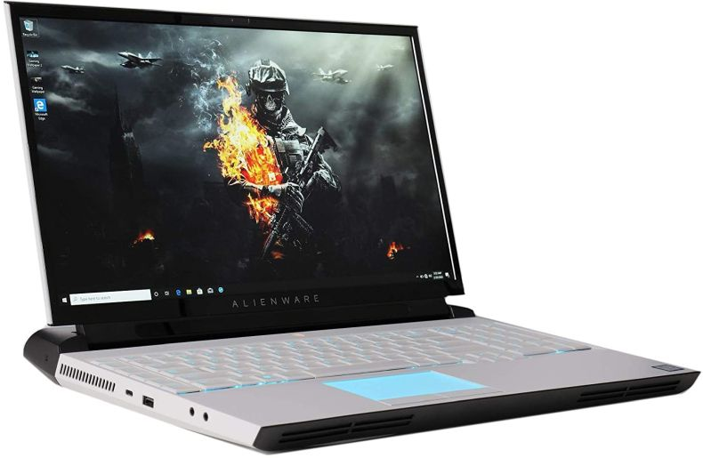 "Area 51M Gaming Laptop Welcome to A New ERA with 9TH GEN Intel CORE I9-9900K GEFORCE RTX 2080 8GB GDDR6 17.3"" FHD 144HZ AG IPS G-SYNC TOBII EYETRACKING (2TB SSD RAID