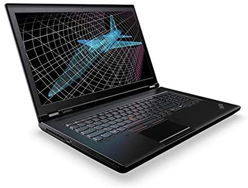 "Lenovo 17.3"" ThinkPad P71 LCD Mobile Workstation Intel Xeon E3-1535M v6 Quad-core 3.1GHz 16GB DDR4 SDRAM 512GB SSD Windows 10 Pro 64-bit Model 20HK003EUS"