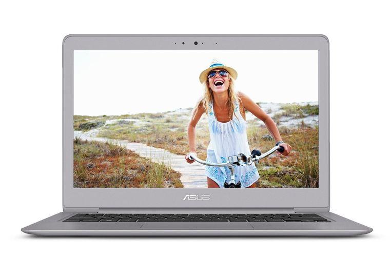 ASUS ZenBook UX330UA-AH54 13.3-inch Ultra-Slim Laptop (Core i5 Processor, 8GB DDR3, 256GB SSD, Windows 10) With Harman Kardon Audio, Backlit keyboard, Fingerprint Reader