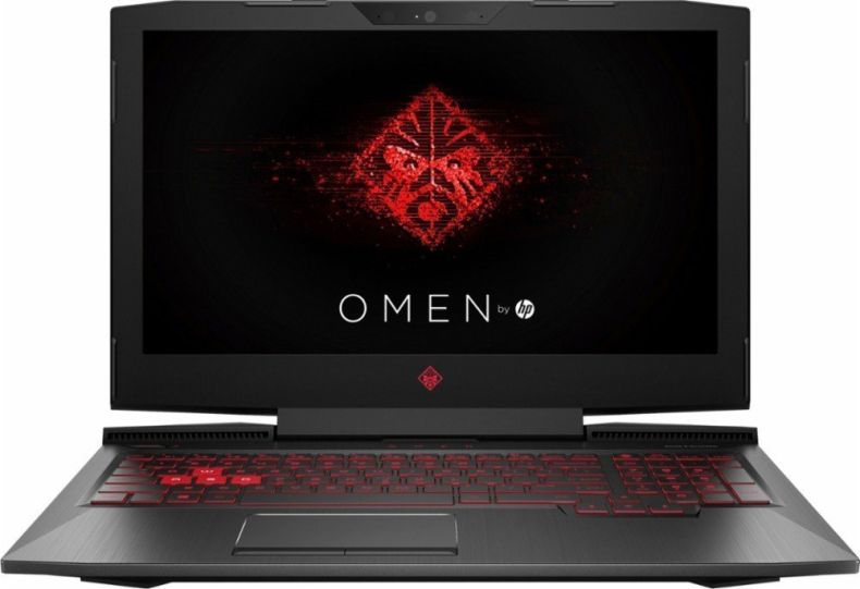 "OMEN 17t HP Gaming machine 17.3"" FHD IPS (1920 x 1080) Display Intel Core i7-7700HQ 32GB Ram 1TB NVME SSD Upgrade + 1TB HDD AMD Radeon RX580 8GB Win 10 + Best Notebook Custom Stylus Pen Light"