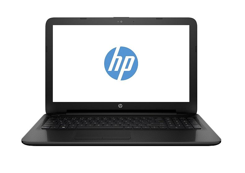 "HP - 15.6"" Laptop / AMD A6-Series / 4GB Memory / 500GB Hard Drive / DVDRW/CD-RW / Windows 10 - Black"
