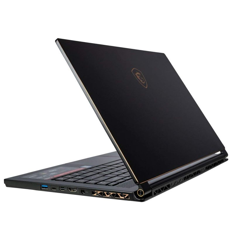 "CUK GS65 Stealth Thin Gaming Laptop (Intel i7-8750H, 32GB DDR4 RAM, 1TB NVMe SSD, NVIDIA GeForce GTX 1070 8GB, 15.6"" FHD 144Hz 7ms, Windows 10) Ultra Thin & Light Gamer Notebook Computer"