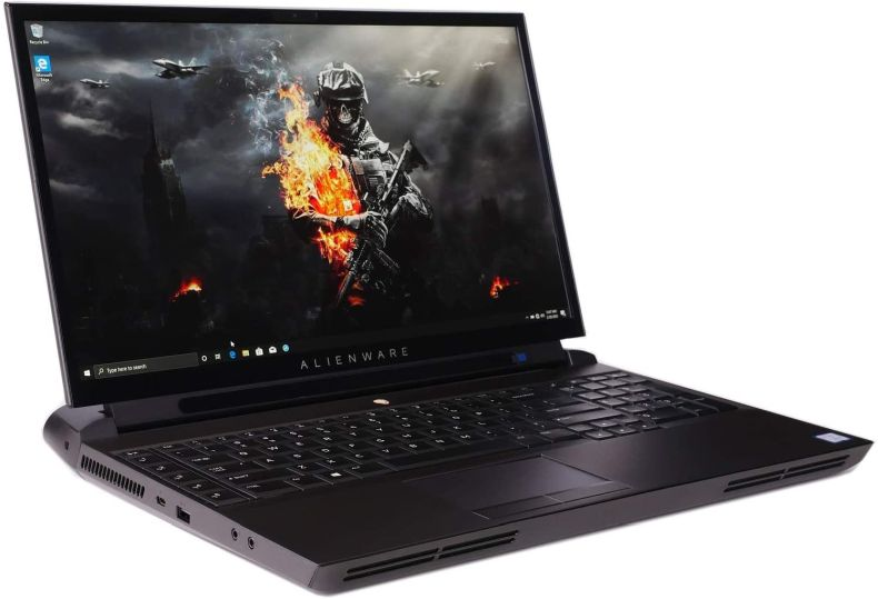 "Area 51M Gaming Laptop Welcome to A New ERA with 9TH GEN Intel CORE I9-9900K GeForce RTX 2080 8GB 17.3"" FHD 144HZ AG IPS G-SYNC TOBII EYETRACKING (2TB RAID