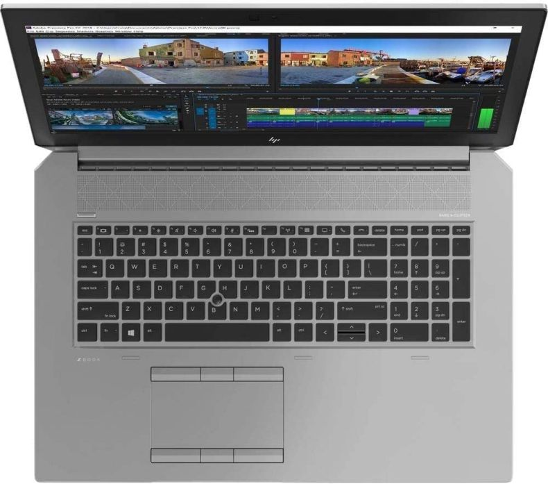 "2020 HP ZBook 17 G5 17.3"" FHD (1920x1080) Mobile Workstation Laptop (Intel 6-Core Xeon E-2176M, 64GB DDR4 RAM, 2TB PCIe SSD, Quadro P4200) 2 x Thunderbolt 3, HDMI 2.0, mini DisplayPort, Windows 10 Pro"