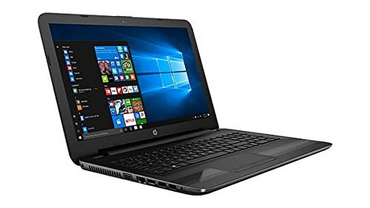2017 HP Newest Flagship Premium 15.6 inch HD Touchscreen Black Edition Laptop PC, Intel Core i3-7100U 2.40 GHz Dual-Core, 8GB DDR4, 1TB HDD, DVD, Bluetooth, WIFI, Webcam, Windows 10