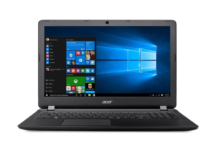 "Acer Aspire ES 15, 15.6"" HD, Intel Core i3-6100U, 4GB DDR3L, 1TB HDD, Windows 10 Home, ES1-572-31KW"