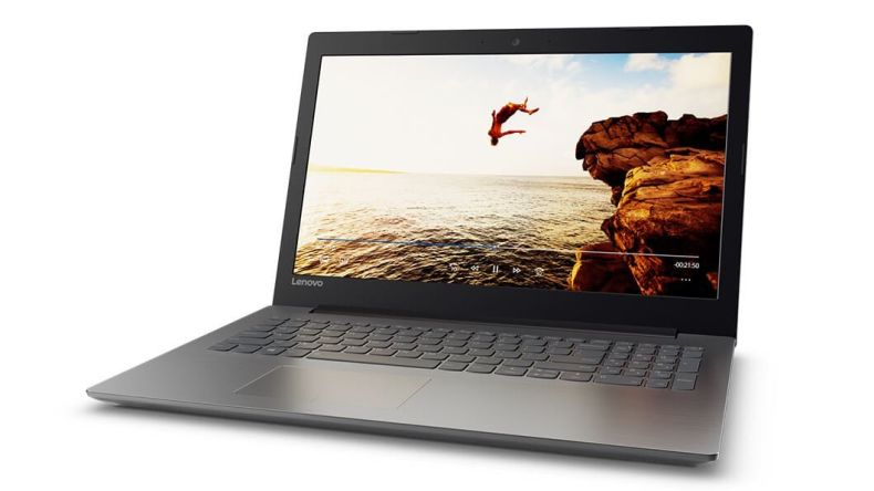 "Lenovo Ideapad 15ABR 15.6"" HD Premium High Performance Laptop (2017), AMD A12-9720P Quad core processor 2.7GHz, 8GB DDR4, 1TB HDD, DVD, Webcam, WiFi, Bluetooth, Windows 10, Platinum gray"