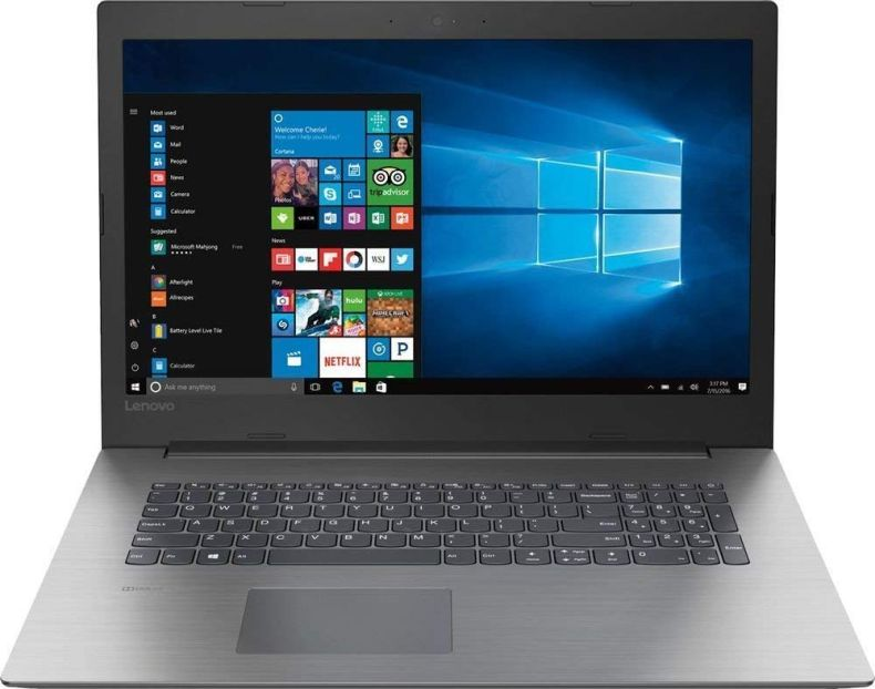 "Lenovo 330 17.3"" HD+ LED Backlight Laptop Computer, 8th Gen Quad Core i5-8250U up to 3.40GHz, 8GB DDR4 RAM, 1TB HDD, DVDRW, 802.11ac WiFi, Bluetooth, Type-C, HDMI, Windows 10"