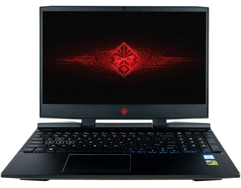 "CUK OMEN 15t VR Ready Gamer Notebook (Intel i7-8750H, 32GB RAM, 1TB NVMe SSD + 2TB HDD, NVIDIA GeForce GTX 1070 Max-Q 8GB, 15.6"" 4K 60Hz IPS, Windows 10 Home) Gaming Laptop Computer"
