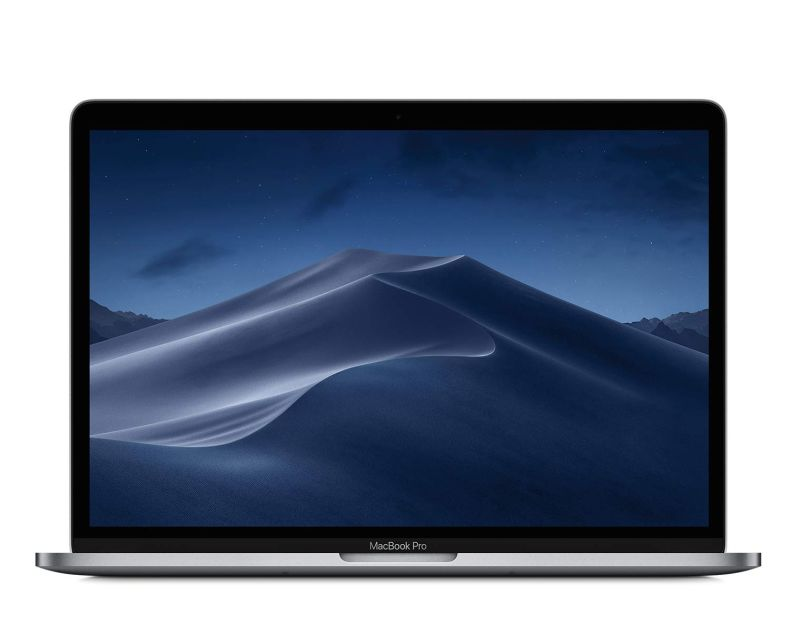 Apple MacBook Pro (13-inch, Touch Bar, 2.4GHz quad-core Intel Core i5, 8GB RAM, 256GB SSD) - Space Gray