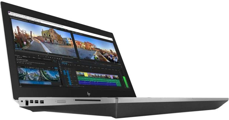 "2020 HP ZBook 17 G5 17.3"" FHD (1920x1080) Mobile Workstation Laptop (Intel 6-Core Xeon E-2176M, 64GB DDR4 RAM, 2.5TB PCIe SSD+2TB HDD, Quadro P3200) 2 x Thunderbolt 3, HDMI 2.0, Windows 10 Pro 64-bit"