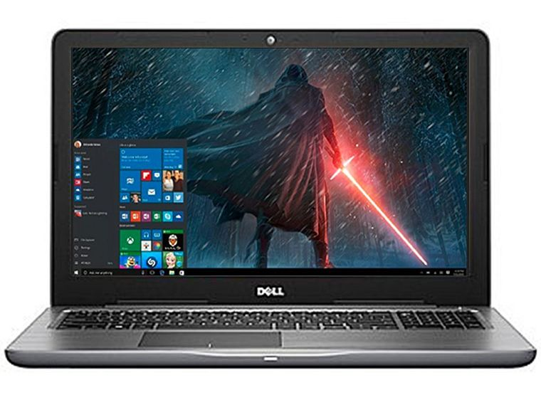 2017 Premium Dell Inspiron 15.6-inch HD+ Display Flagship Laptop PC AMD A9-9400 Dual-Core Processor 8GB RAM 1TB HDD Radeon R5 Graphics WIFI HDMI DVD-RW MaxxAudio Bluetooth Windows 10-Gra