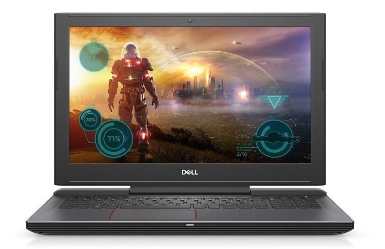 "Premium Dell Inspiron 15 7577 Gaming 15.6"" FHD IPS Laptop, Intel Quad-Core i5-7300HQ 8GB DDR4 256GB SSD 6GB NVIDIA GeForce GTX 1060 backlit keyboard MaxxAudio VR READY WLAN Thunderbolt Win 10"
