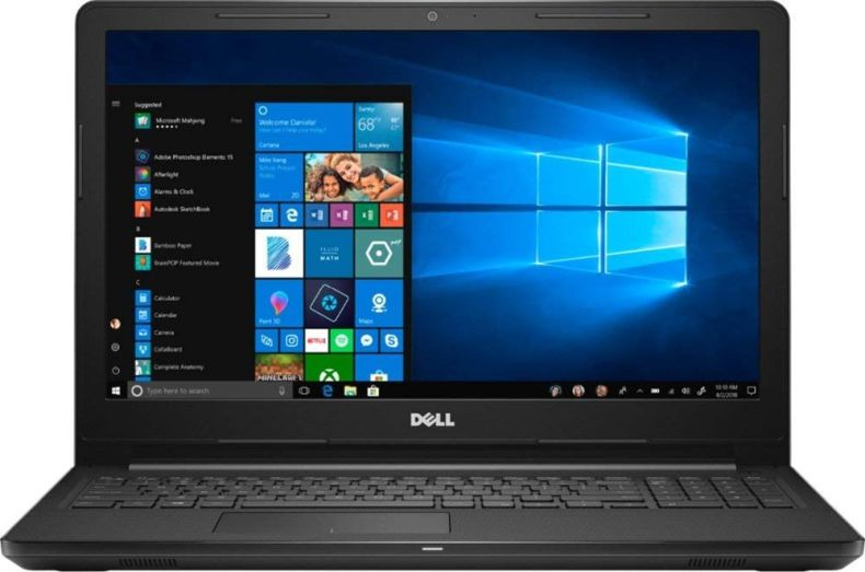 "Dell 2019 Premium Inspiron 15 3000 15.6"" Touchscreen Laptop Computer Notebook, Intel Core i3-7130U/i5-7200U, 4GB/8GB/16GB RAM, 128GB/256GB/512GB/1TB SSD, 1TB/2TB HDD, Bluetooth, Webcam, Windows 10"