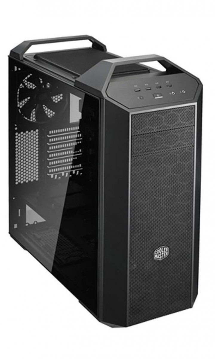 Adamant Custom 9th Gen Liquid Cooled Video Editing Rendering Media Workstation Computer Intel Core i9 9900K 3.6Ghz 64Gb DDR4 RAM 5TB HDD 500Gb NVMe SSD 850W PSU Wi-Fi Nvidia RTX 2080 8Gb