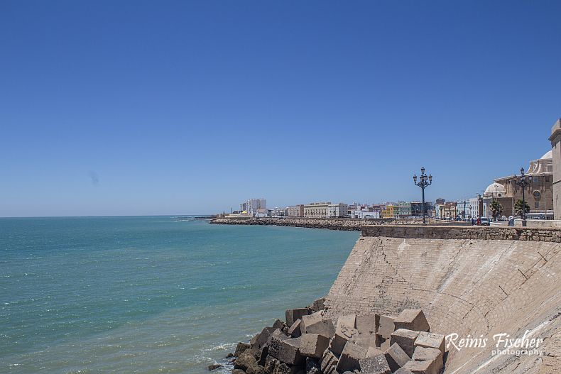 Bay of Cadiz
