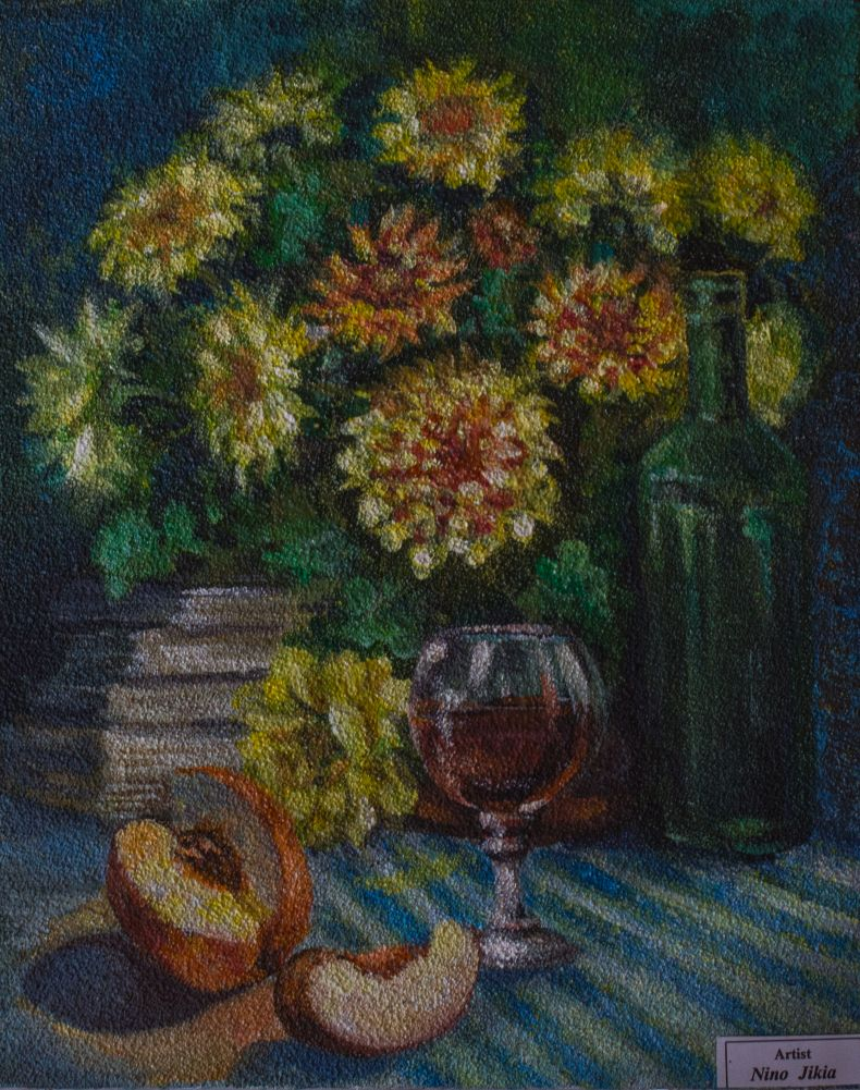 Still Life by Nino Jikia