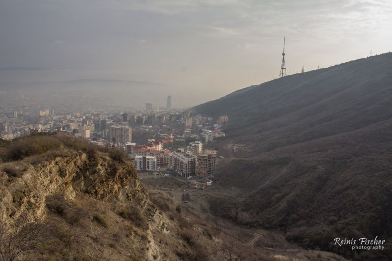 Hiking in Tbilisi