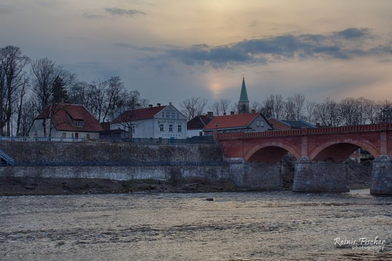 Postcards from Kuldīga