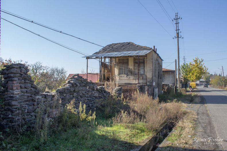 Dwelling house in Kvareli