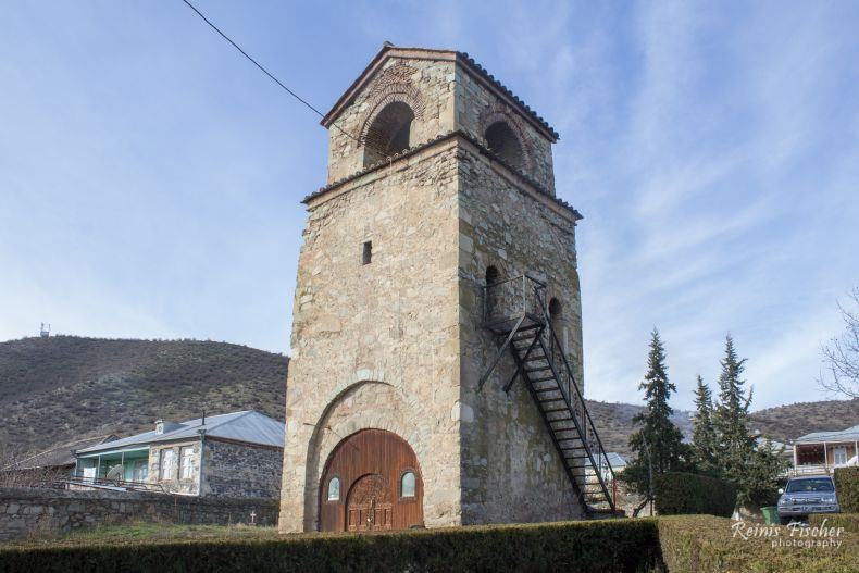 Bell-tower at Bolnisi Sioni