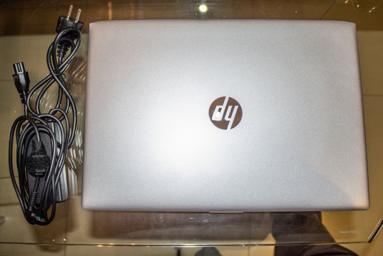 HP ProBook 450 G5 unpacked