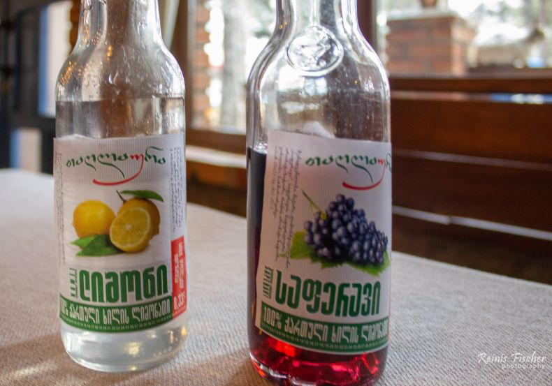 Georgian lemonade Taglaura