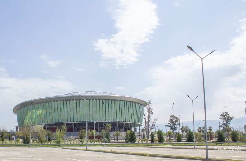 Black Sea Arena in Georgia