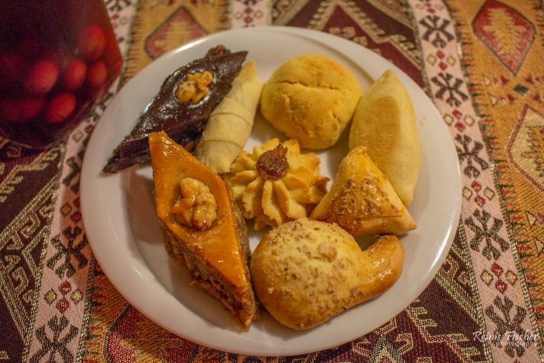 Traditional Azerbaijani sweets