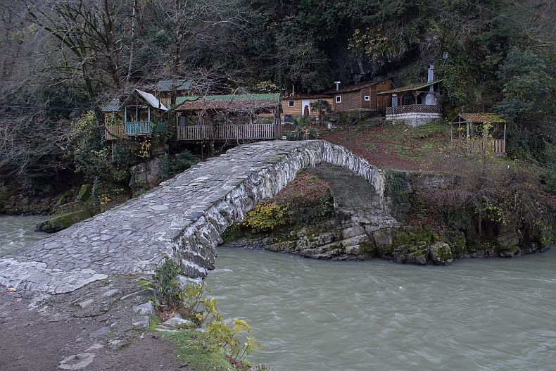 Makhuntseti Arched Bridge