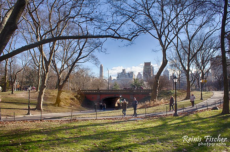 Always tranquil Central Park