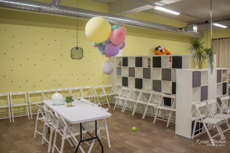 Popular party place for kids parties in the area