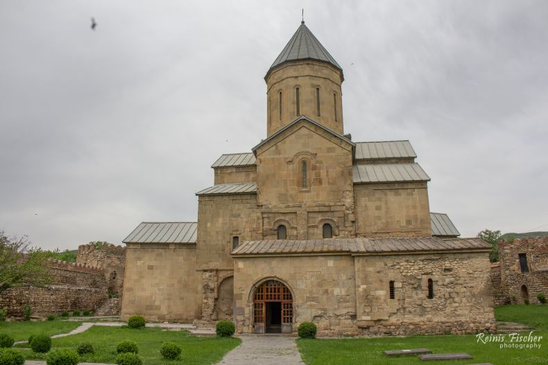 Tsilkani Cathedral