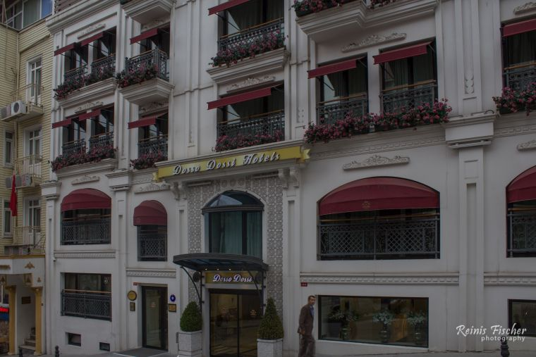Dosso Dossi hotels in Istanbul