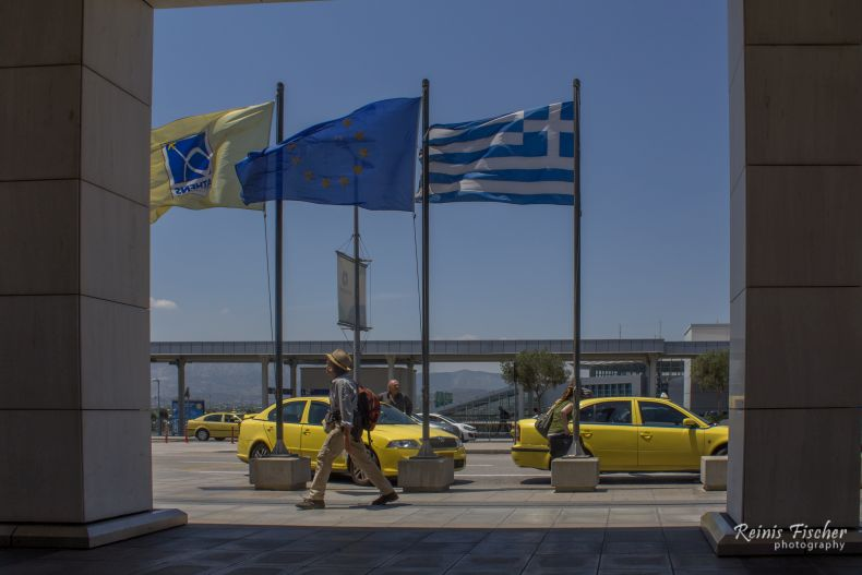 Athens International Airport