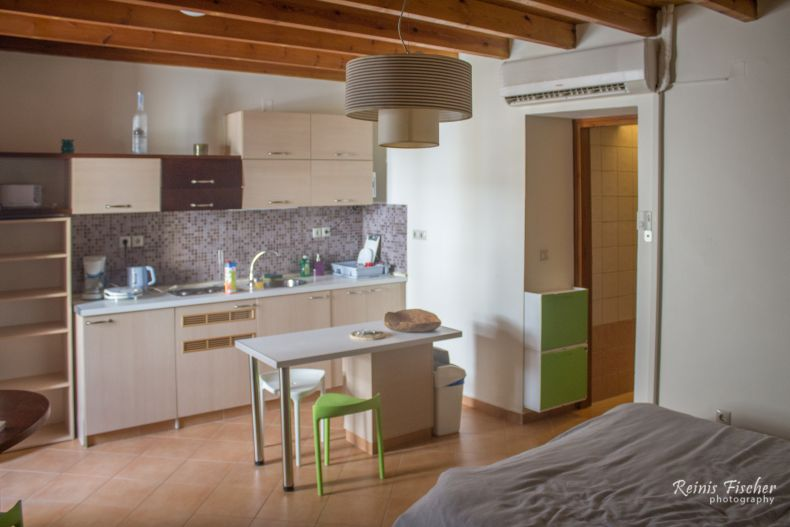 Lithinon Studio apartment in Chania