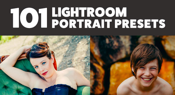 Adobe Lightroom Portrait presets