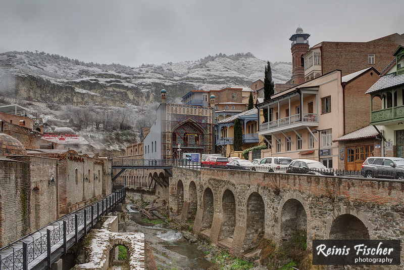 Winter in Tbilisi